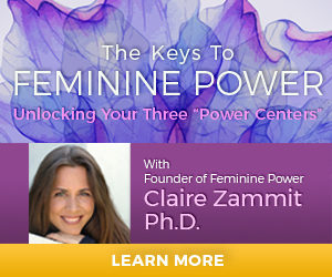 Feminine Power with Claire Zammit