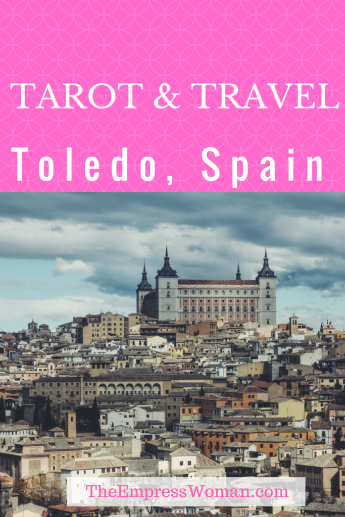 Empress Woman Tarot and Travel Toledo Spain