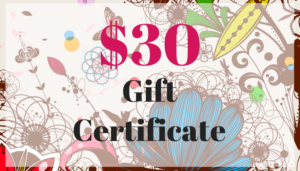 $30 gift certificate for reiki or tarot at the empress woman
